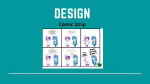 Design a Comic Strip